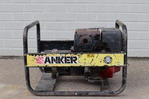Anker Verhuur - Aggregaat 4 Kva