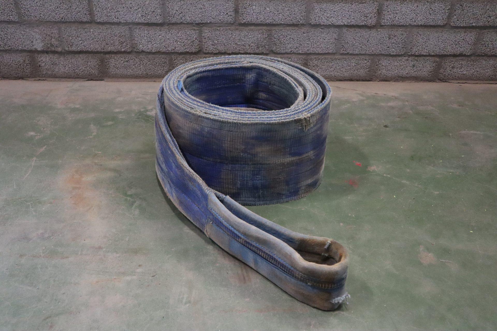Anker Verhuur - Hijsband 8 ton
