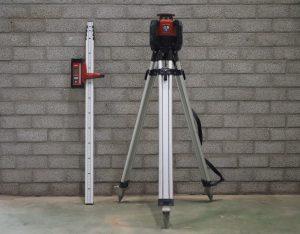 Anker Verhuur - Roterende laser