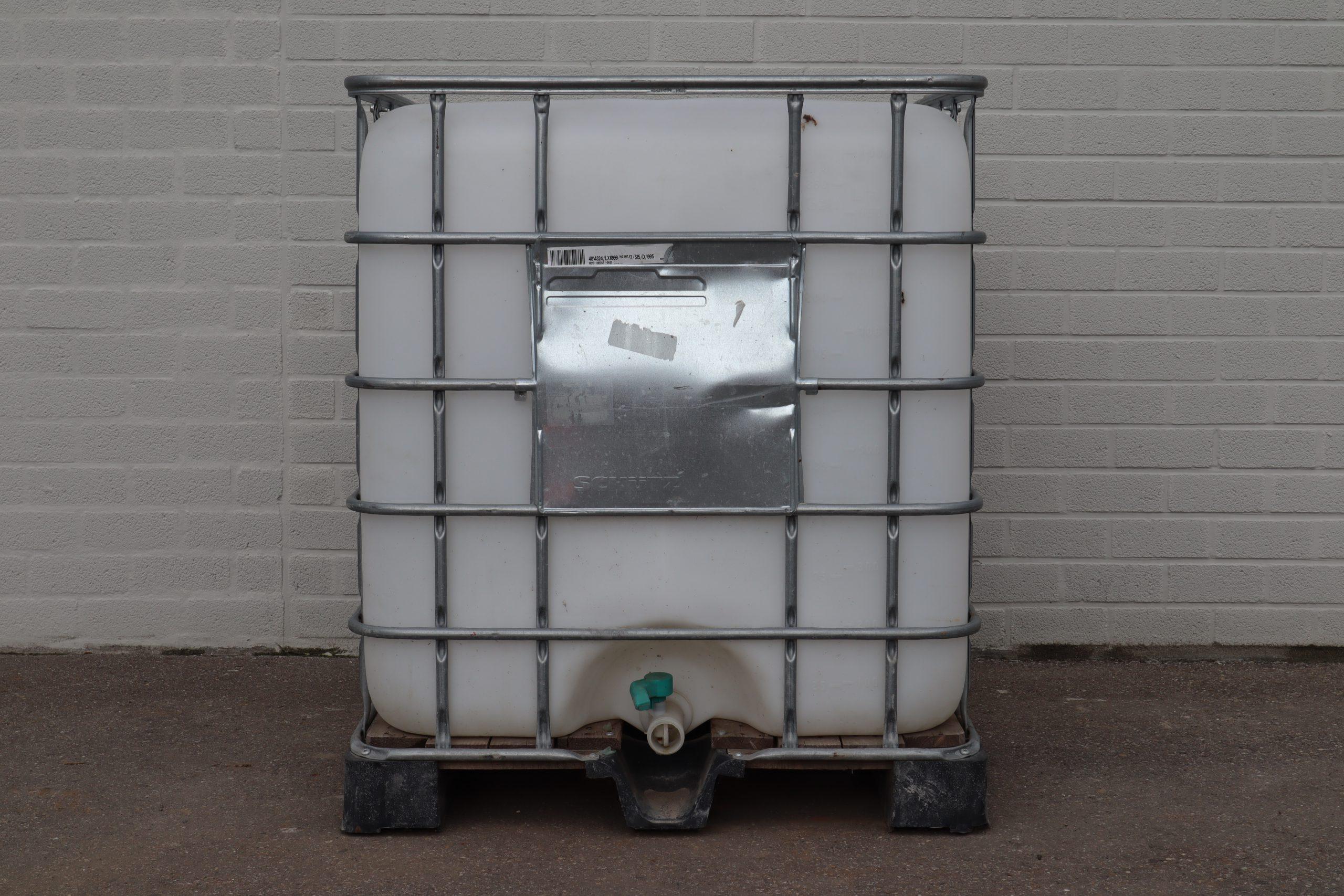Anker Verhuur - Watervat 1 m3