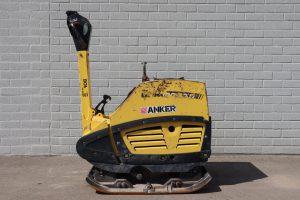 Anker Verhuur - Trilplaat 10 ton